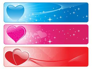 Illustration Design Colorful Banner