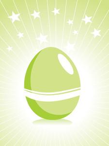 Illustration Easter Egg