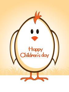 Illustration For Children's Day Celebration