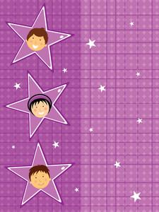 Illustration For Children's Day