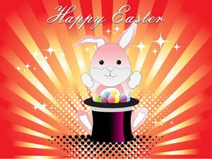 Illustration For Easter Day