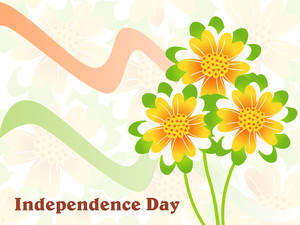 Illustration For Independence Day
