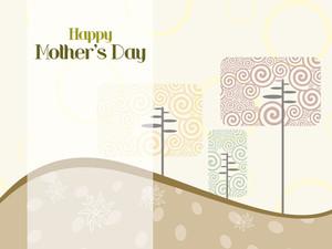 Illustration For Mother's Day Celebration