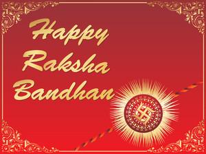 Illustration For Raksha Bandhan