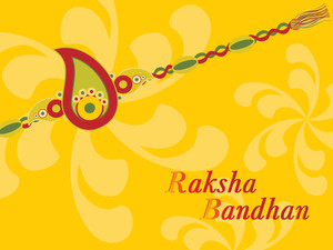Illustration For Rakshabandhan Celebration