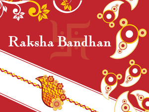 Illustration For Rakshabandhan