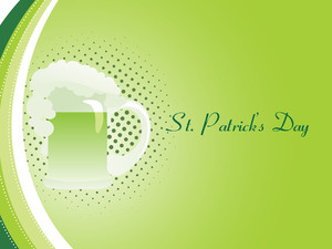 Illustration For St Patrick Day