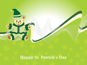 Illustration For St. Patrick's Day