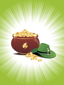 Illustration For St Patricks Day