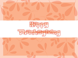 Illustration For Thanksgiving Day