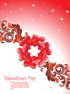 Illustration For Valentine Day