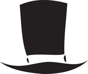 Illustration Of A Magician's Hat.