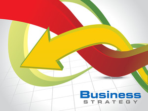 Illustration Of Business Background