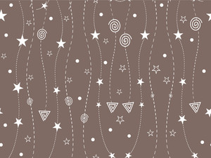 Illustration Of Creative Pattern Background