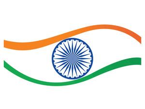 Illustration Of Flag Color Stripes