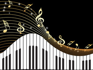 Illustration Of Music Notes