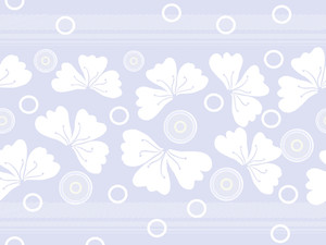 Illustration Of Natural Pattern Background