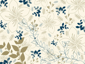 Illustration Of Seamless Pattern Background