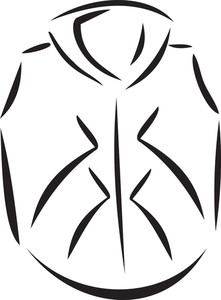 Illustration Of The Jacket Of Army Soldiers.