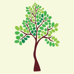 Illustration Of Tree.