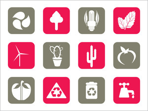 Illustration Of Web Icons