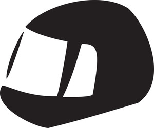 Illustratioon Of A Helmet.