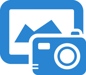 Image And Camera Simplicity Icon