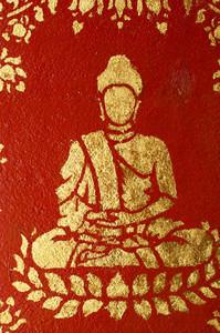Image of buddha drawing
