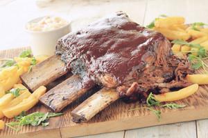 牛肉排骨燒烤醬