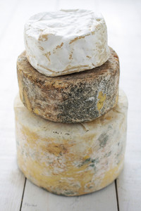 Stacked Artisan Cheese