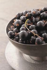 Fresh Picked Blackcurrants