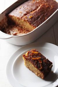 Orange Marmalade Sponge Cake