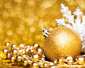 New year card decoration