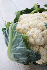 Fresh Whole Cauliflower