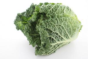 Fresh Whole Savoy Cabbage