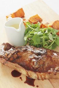 Barnsley Lamb Chop Meal