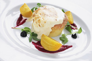 Cheese Soufle Appetizer Starter