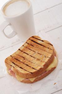 Fresh Toasted Sandwich