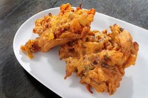 Traditional Onion Bhaji