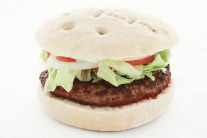 Burger In Bun