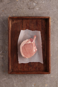 Pork Rib Cutlet