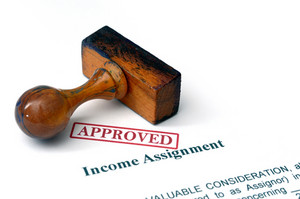 Income Assignment - Approved