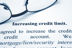 Increasing Credit Limit