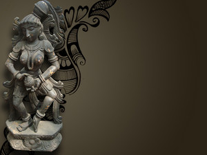 Indian Art Background