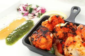 Indian Chicken Dish