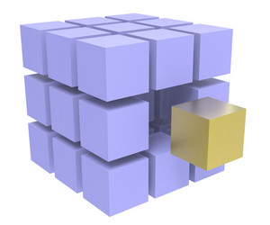 Individual Block Means Different Or Outsider