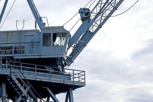 Industrial Crane 289