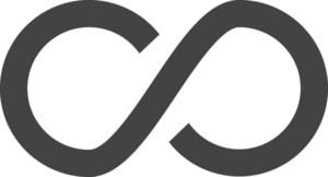 Infinity Glyph Icon