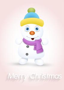 Innocent Snowman