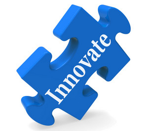 Innovate Shows Innovative Design Creativity Vision